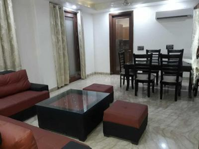 Gallery Cover Image of 2250 Sq.ft 3 BHK Independent Floor for rent in East Of Kailash for 65000