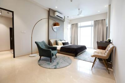 Gallery Cover Image of 5500 Sq.ft 5 BHK Apartment for rent in One Avighna Park, Lower Parel for 600000