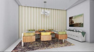 Hall Image of 1740 Sq.ft 3 BHK Apartment for buy in Mantri Lithos, Thanisandra for 13000000