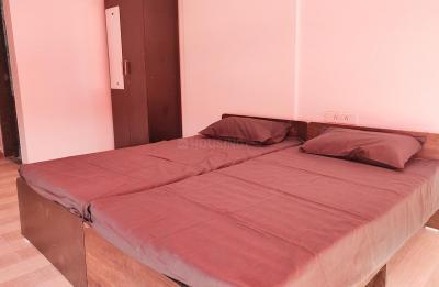 Bedroom Image of Tinsel Town Flat No-1605 in Hinjewadi