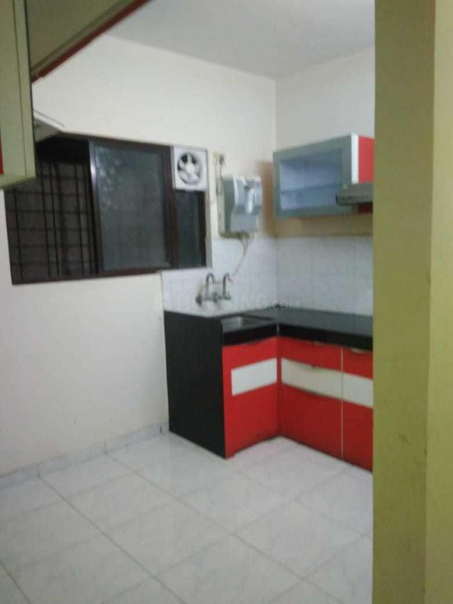 Kitchen Image of 1200 Sq.ft 2 BHK Apartment for rent in Kondhwa for 19000