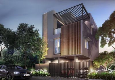 Gallery Cover Image of 2142 Sq.ft 3 BHK Independent House for buy in TVS Verdant Woods, Karapakkam for 20027700