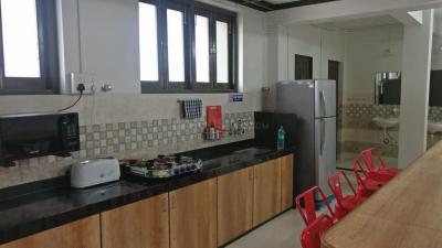 Kitchen Image of Marine Lines PG For Females Only in Marine Lines