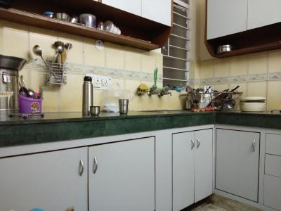 Gallery Cover Image of 600 Sq.ft 1 BHK Independent Floor for rent in Malviya Nagar for 22000