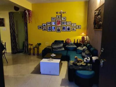 Gallery Cover Image of 900 Sq.ft 2 BHK Apartment for rent in Rajarhat for 20000