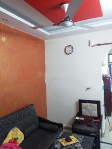Gallery Cover Image of 780 Sq.ft 2 BHK Independent Floor for rent in Hastsal for 11700