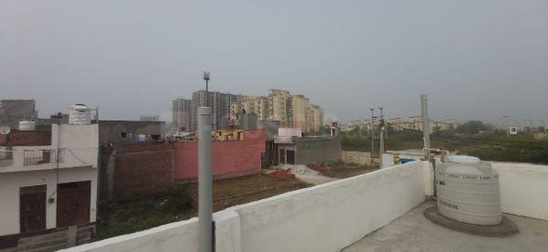 Balcony Image of 600 Sq.ft 1 BHK Independent House for buy in Bamheta Village for 1922000