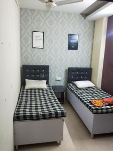 Bedroom Image of Rawat PG in South Extension I