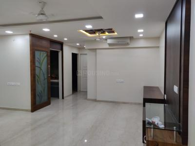 Gallery Cover Image of 1050 Sq.ft 3 BHK Apartment for rent in Kanakia Paris, Bandra East for 85000