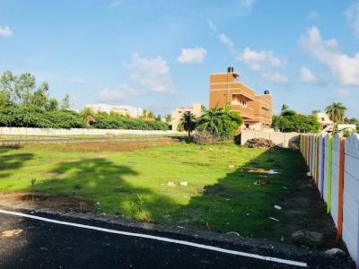 Gallery Cover Image of  Sq.ft Residential Plot for buy in Mannivakkam for 2160000