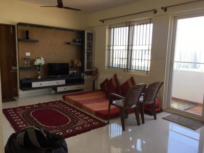 Gallery Cover Image of 1145 Sq.ft 2 BHK Apartment for rent in Desai Radiant, Whitefield for 24500
