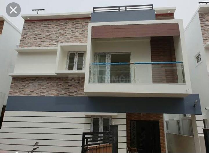 Main Entrance Image of 1616 Sq.ft 3 BHK Villa for rent in Medavakkam for 22000