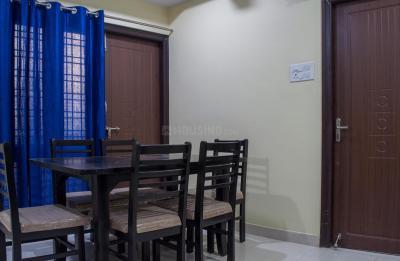 Dining Room Image of 3bhk (302) In Navaneeth Apartment in SriNagar Colony