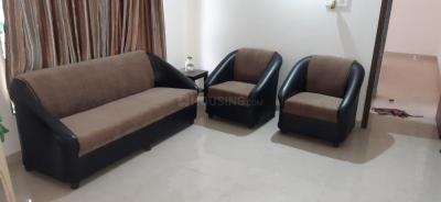 Gallery Cover Image of 1400 Sq.ft 3 BHK Apartment for rent in Bhugaon for 22000
