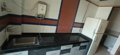 Kitchen Image of Paying Guest Accomadtion in Bhandup West