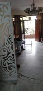 Gallery Cover Image of 1000 Sq.ft 2 BHK Independent Floor for rent in RWA Lajpat Nagar Block E, Lajpat Nagar for 24000