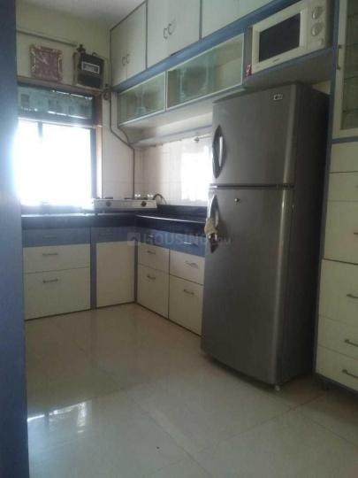 Kitchen Image of 530 Sq.ft 1 BHK Apartment for rent in Dahisar West for 22000