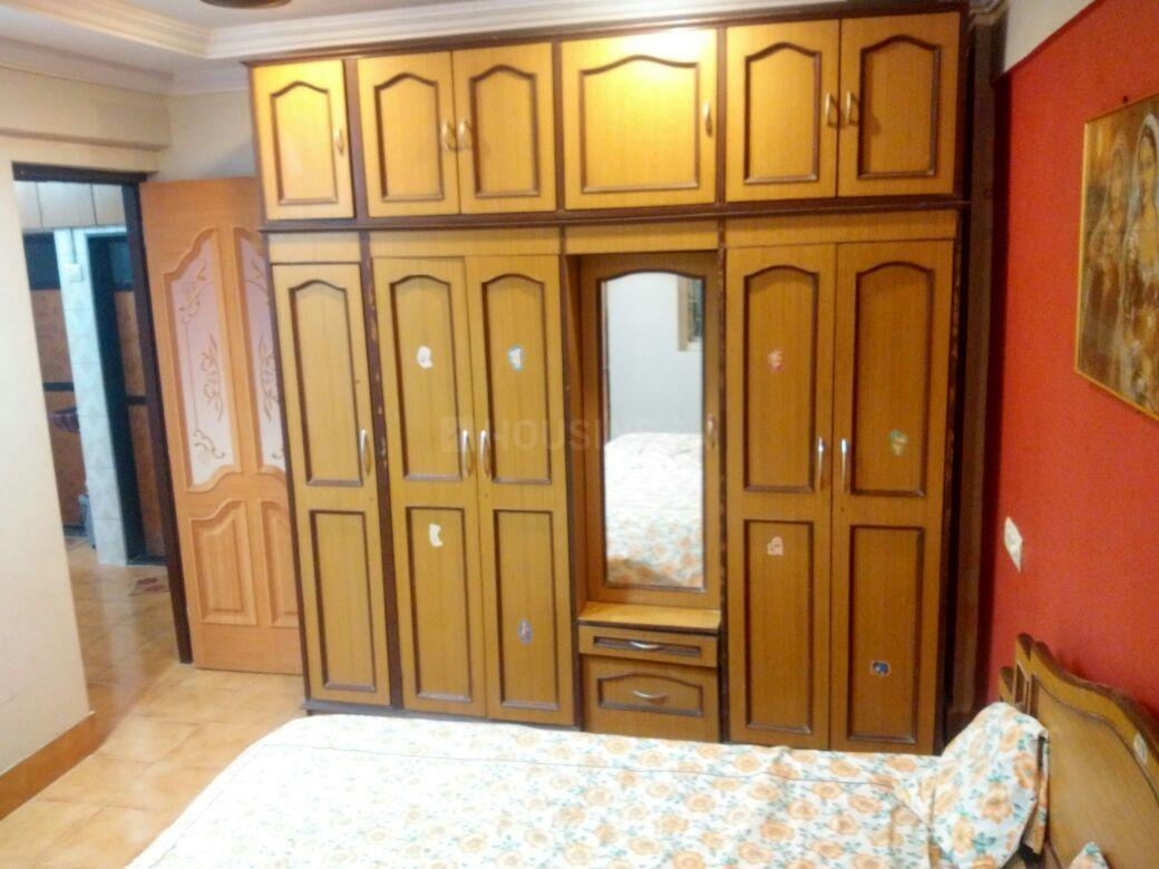 Bedroom Image of 700 Sq.ft 1 BHK Apartment for rent in Thane West for 23000