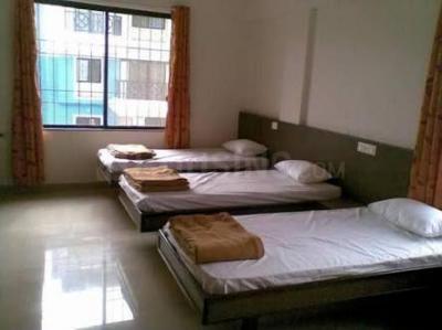 पवई में न्यू म्हाड़ा कॉम्प्लेक्स पवई के बेडरूम की तस्वीर