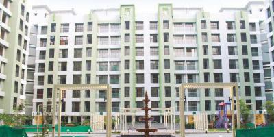 Gallery Cover Image of 890 Sq.ft 2 BHK Apartment for buy in Sumit Greendale NX, Virar West for 4200000