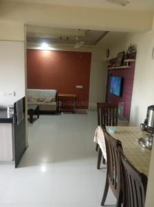 Gallery Cover Image of 1225 Sq.ft 2 BHK Apartment for buy in Nila Anaahata, Makarba for 5200000