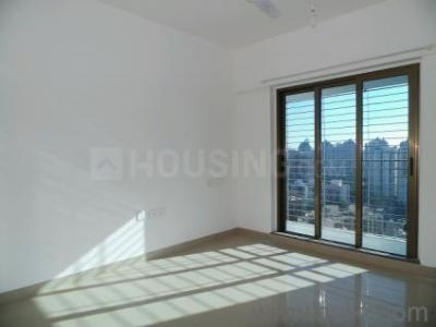 Gallery Cover Image of 1370 Sq.ft 3 BHK Apartment for rent in Raheja Serenity, Kandivali East for 45000