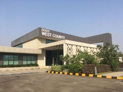 Gallery Cover Image of 800 Sq.ft 2 BHK Apartment for buy in Dosti West County, Thane West for 7500000