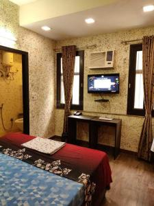 Bedroom Image of Pearl PG in Shakti Nagar