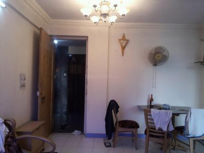 Gallery Cover Image of 656 Sq.ft 1 BHK Apartment for rent in FAM Society, Kopar Khairane for 26000