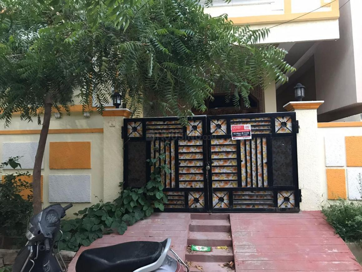 Building Image of 1200 Sq.ft 2 BHK Independent House for rent in Badangpet for 9000