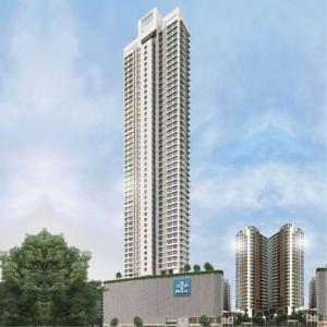 Gallery Cover Image of 861 Sq.ft 2 BHK Apartment for buy in Neumec Shreeji Towers, Wadala for 22500000
