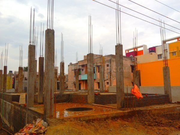 Building Image of 1200 Sq.ft 2 BHK Independent House for buy in Kolathur for 8700000
