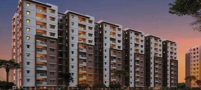 Gallery Cover Image of 1221 Sq.ft 3 BHK Apartment for buy in Provident Kenworth, Rajendra Nagar for 7000000