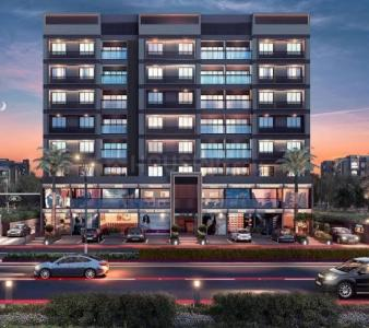 Gallery Cover Image of 1431 Sq.ft 3 BHK Apartment for rent in Shubh Suramya Gold, Sanand for 14000