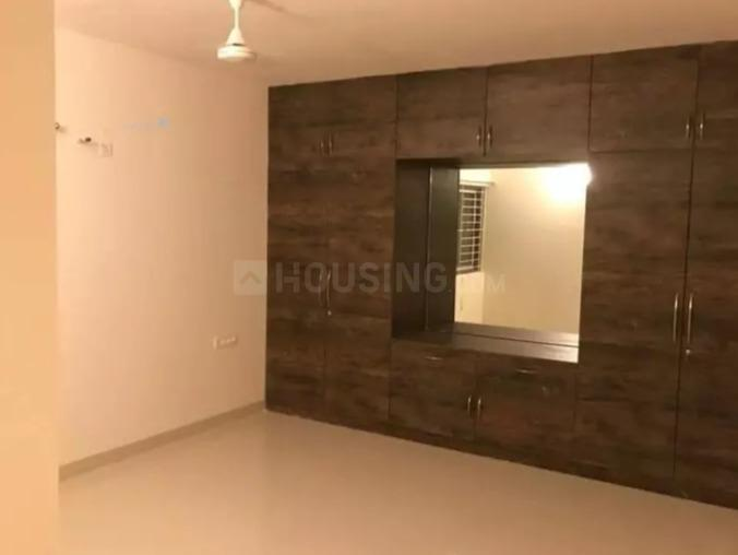 Bedroom Image of 1780 Sq.ft 3 BHK Apartment for rent in Nanakram Guda for 50000