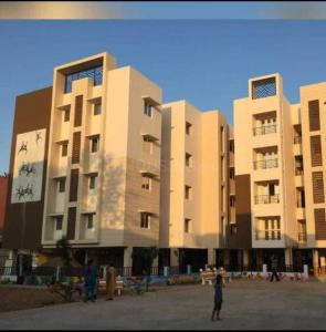 Gallery Cover Image of 1350 Sq.ft 3 BHK Apartment for rent in Harmony's Bluemoon, Old Pallavaram for 19000