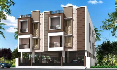Gallery Cover Image of 1018 Sq.ft 2 BHK Apartment for buy in Medavakkam for 5497100