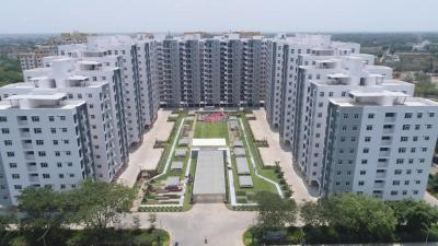 Gallery Cover Image of 1411 Sq.ft 3 BHK Apartment for buy in Koppuravuru for 5503000
