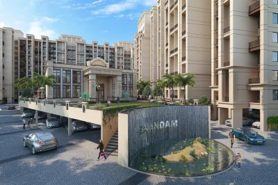 Gallery Cover Image of 580 Sq.ft 1 BHK Apartment for buy in Rohinjan for 5500000