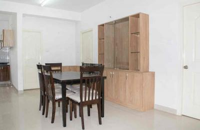 Dining Room Image of S1 Ambara Shri Krishna Apts in Thanisandra