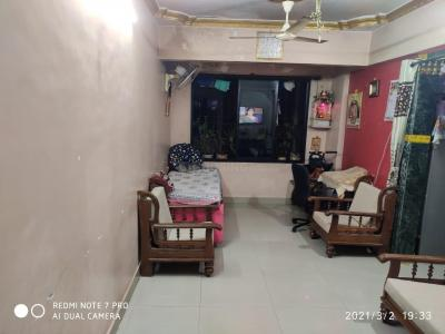 Gallery Cover Image of 750 Sq.ft 2 BHK Apartment for buy in Nerul Sea View, Nerul for 4500000