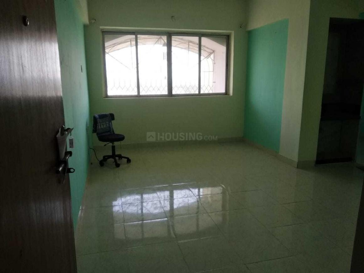 Living Room Image of 775 Sq.ft 1 BHK Apartment for rent in Naigaon East for 9000