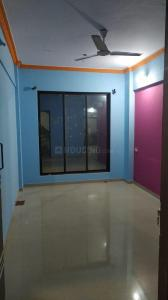 Gallery Cover Image of 650 Sq.ft 1 BHK Apartment for rent in Krishna Tulip, Ghansoli for 14000
