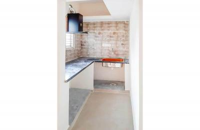 Gallery Cover Image of 400 Sq.ft 1 BHK Independent House for rent in Vibhutipura for 11500
