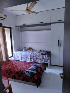 Gallery Cover Image of 810 Sq.ft 2 BHK Apartment for rent in Palms Apartment 2, Goregaon East for 25000