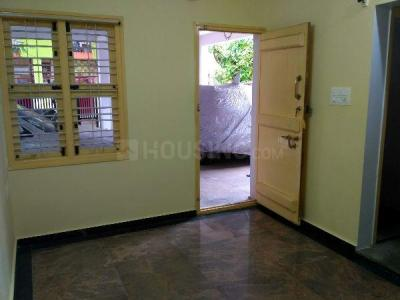 Gallery Cover Image of 500 Sq.ft 1 BHK Independent Floor for rent in Rajajinagar for 13000