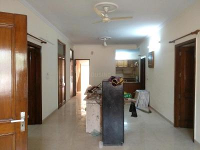 Gallery Cover Image of 1250 Sq.ft 3 BHK Apartment for rent in Vasant Kunj for 50000