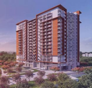 Gallery Cover Image of 1300 Sq.ft 2 BHK Apartment for buy in Yelahanka Satellite Town for 8190000
