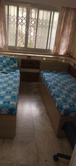 अंधेरी ईस्ट में रोननी पीजी के बेडरूम की तस्वीर