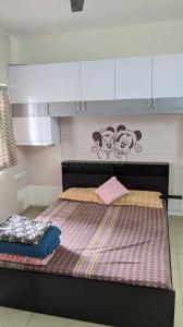 Gallery Cover Image of 1023 Sq.ft 1 BHK Apartment for rent in Bren Corporation Bren Avalon, Kartik Nagar for 28000
